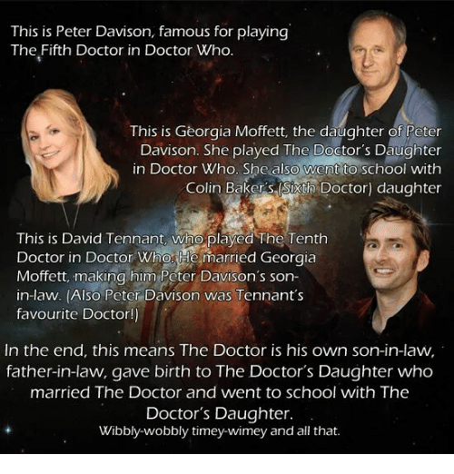 This Is Peter Davison
