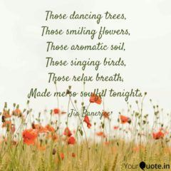 Those Dancing Trees