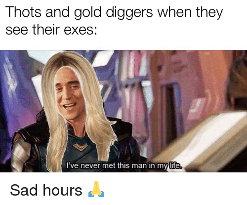 Thots And Gold Diggers