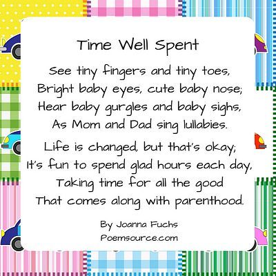 Time will spent