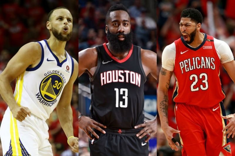 Top 10 NBA Players
