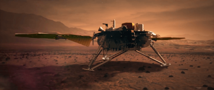 Transportation To Mars