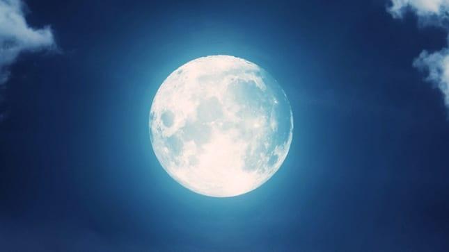 Tremendous Full Moon