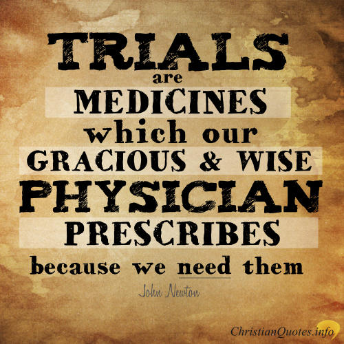 Trials Are Medicines