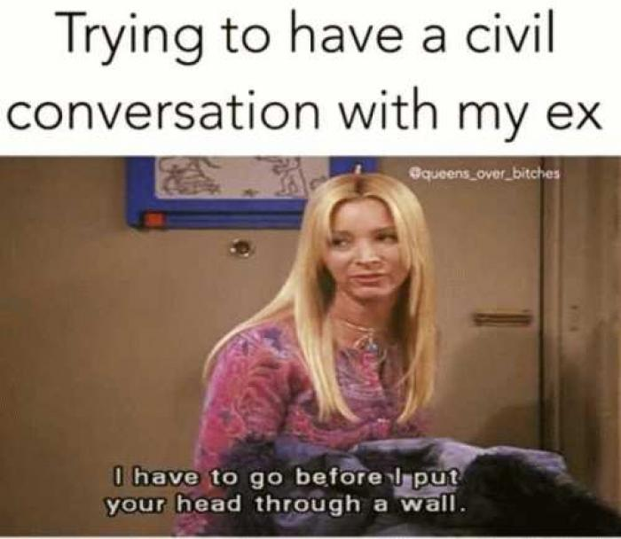 Trying To Have A Civil