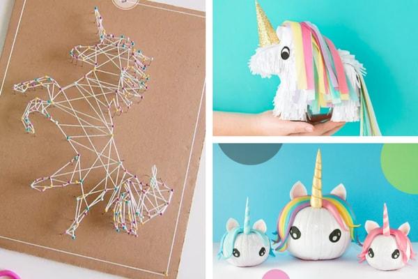 Unicorn Crafts Project