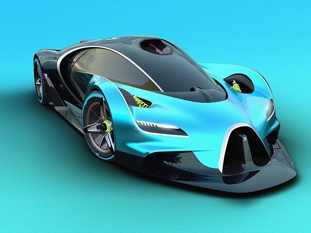 Vehicles 3D Model