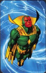 Vision Marvel Comics
