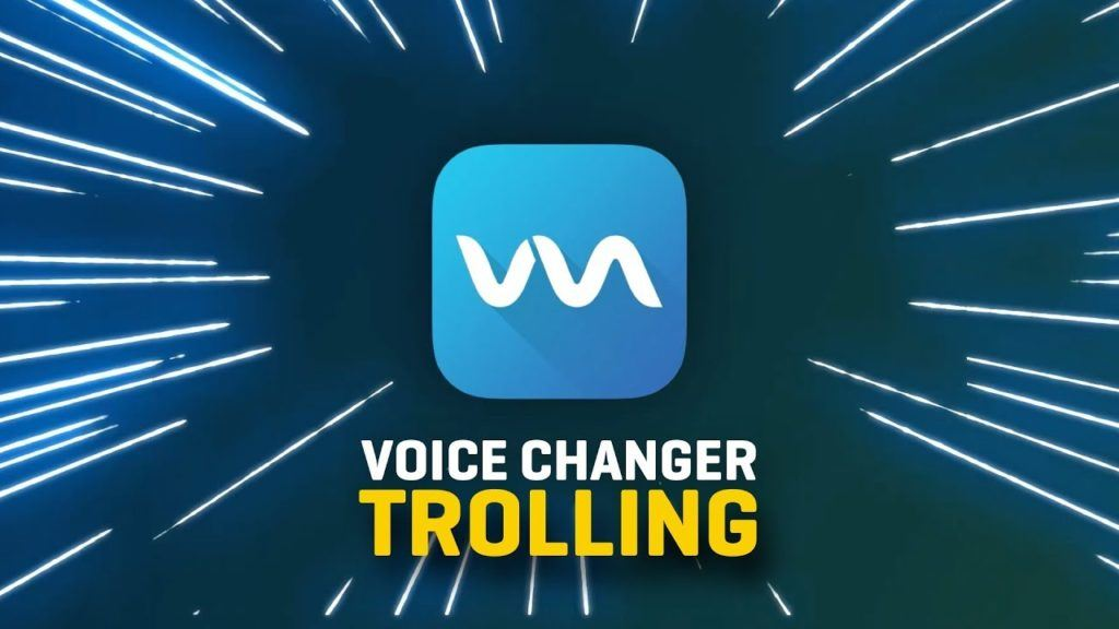 Voice Changer Trolling