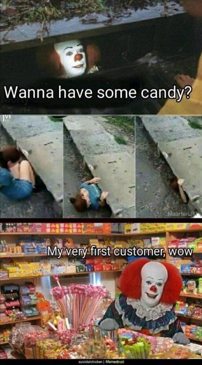 Wanna Have Some Candy