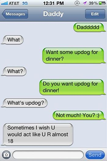 Want Some Updog For Dinner