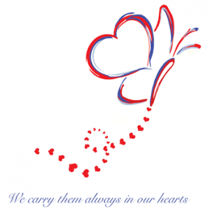 We Carry Them Always In Our Hearts