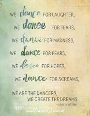 We Dance For Laughter