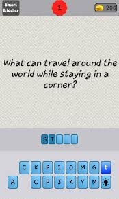 What Can Travel Around The World