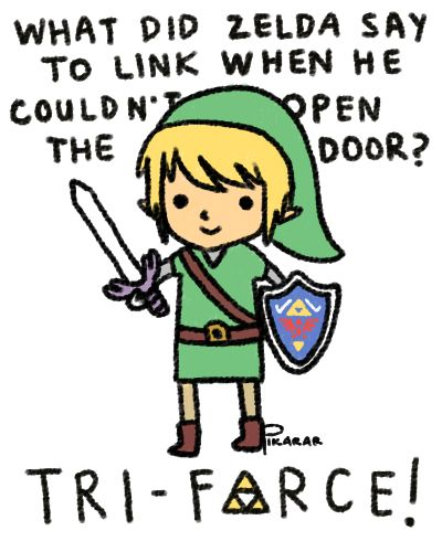 What Did Zelda Say