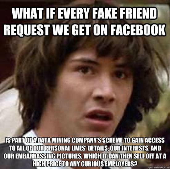 What If Every Fake Friend