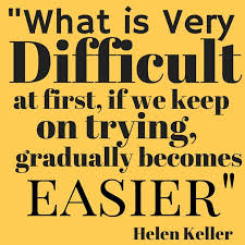 What Is Very Difficult