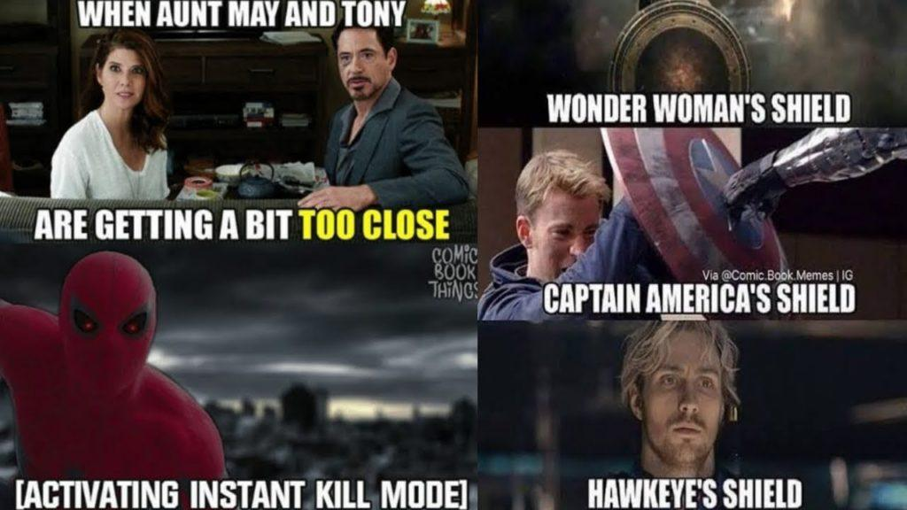 When Aunt May