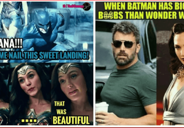 When Batman Has Bigger