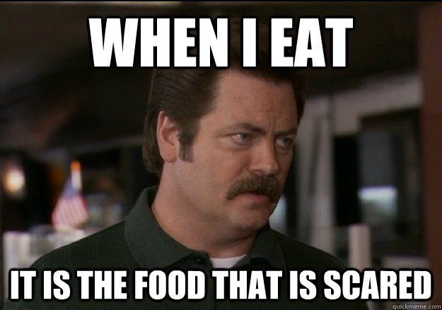 When I Eat