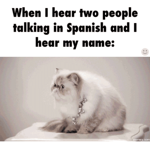 When I Hear Two People