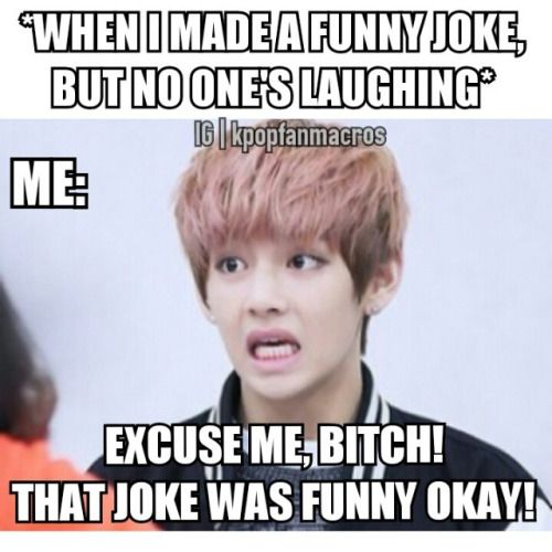 When I Made A Funny Joke