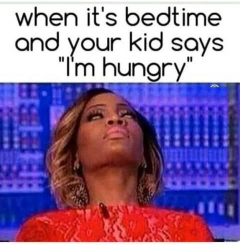 When It's Bedtime