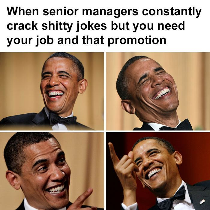 When Senior Managers..