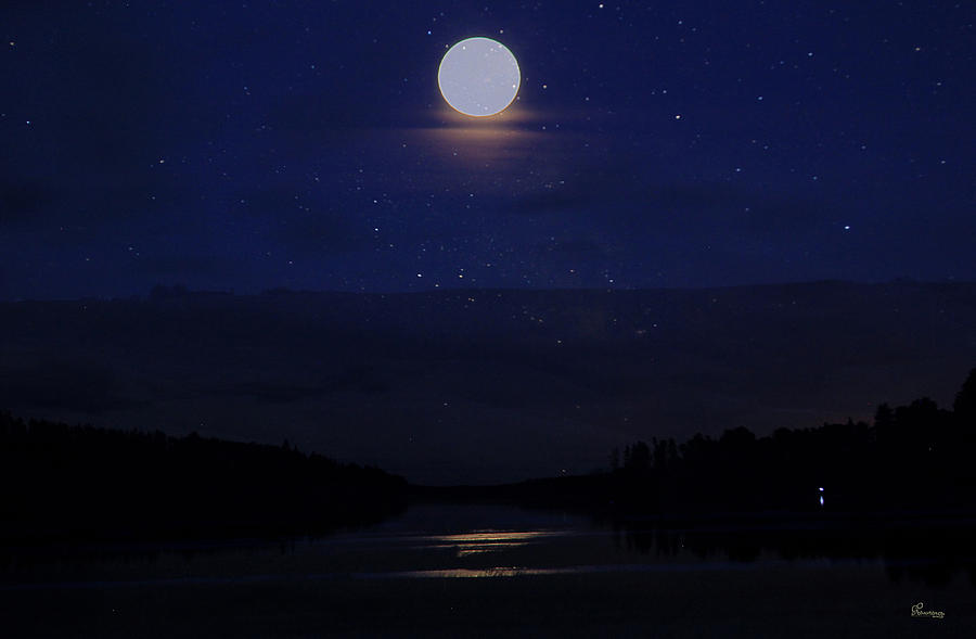 When The Stars Touch The Lake