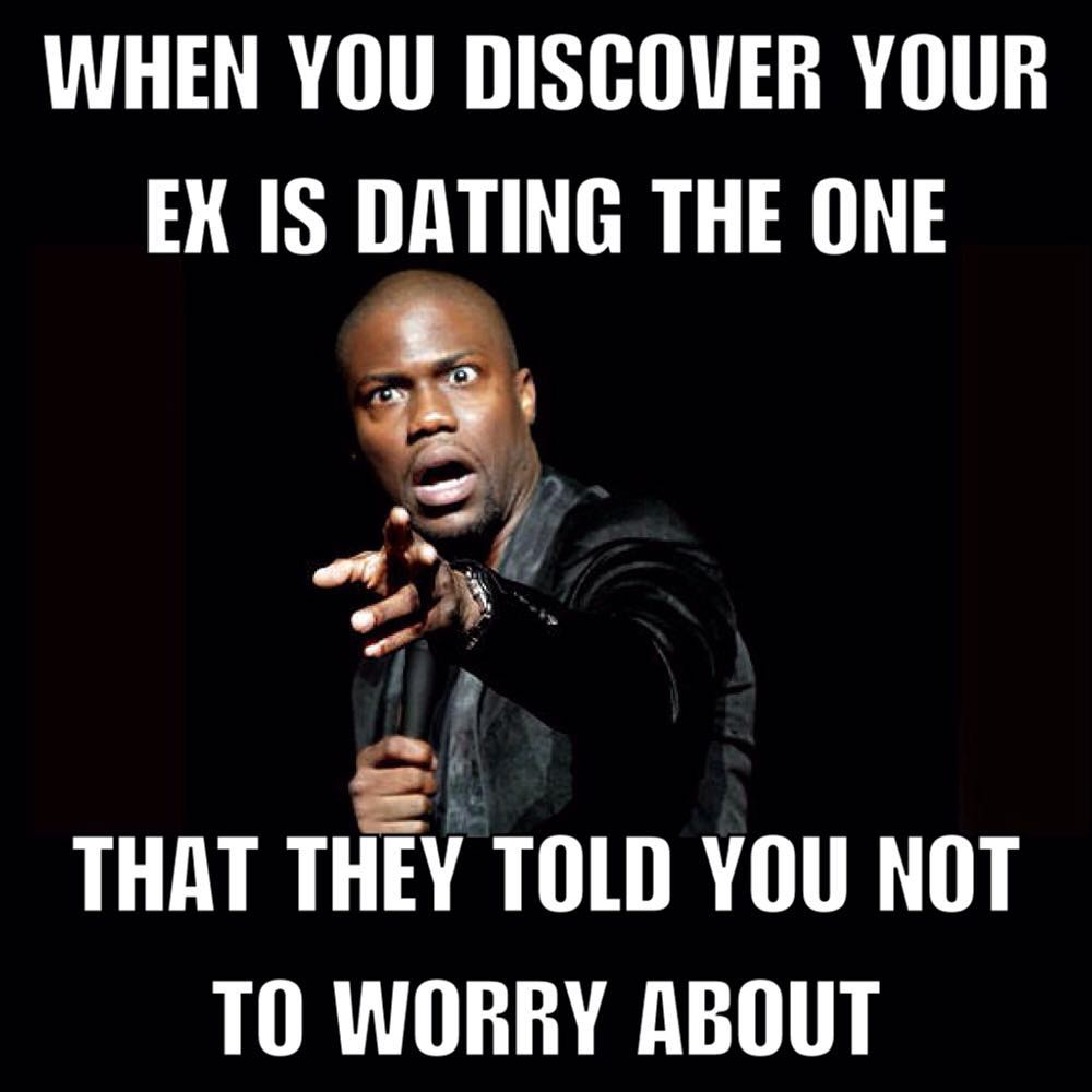 When You Discover Your EX