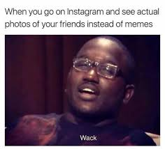 When You Go On Instagram