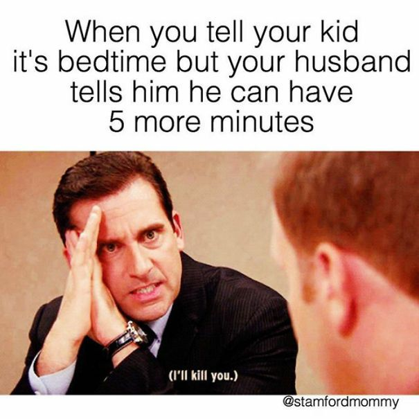 When You Tell Your Kid