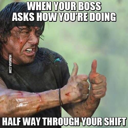 When Your Boss Asks