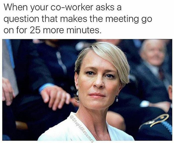 When Your Co-worker Asks