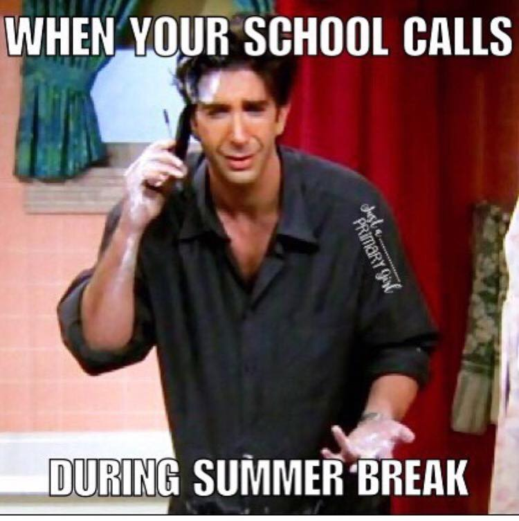 When Your School Calls