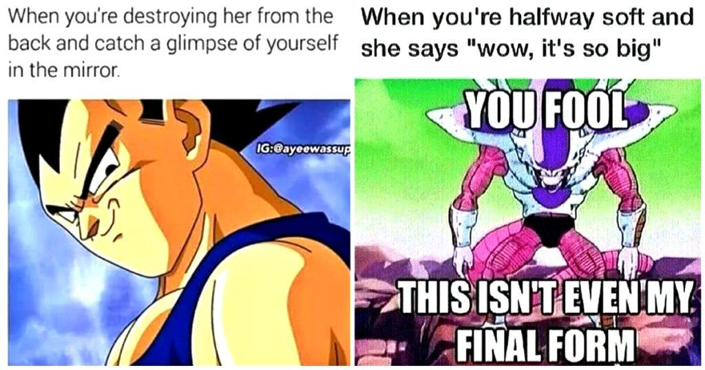 When You're Destroying Her