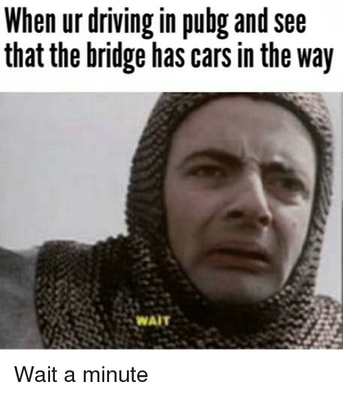 When You're Driving