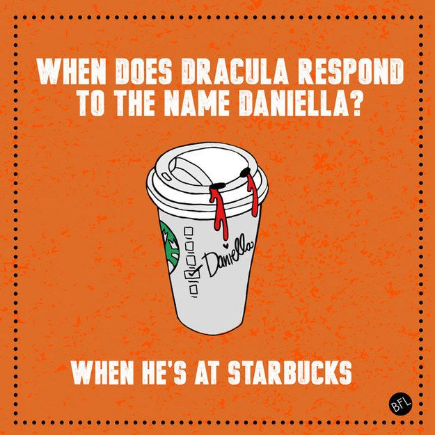 When does dracula respond to the name daniella