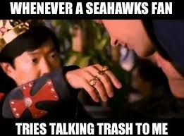 Whenever A Seahawks