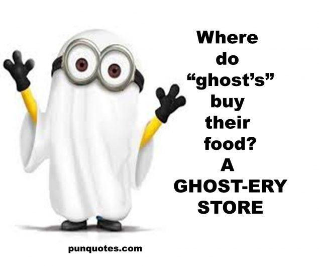 Where Do Ghost's Buy