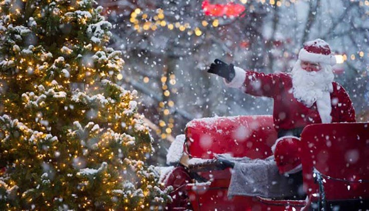 Whistler Santa Events Activities