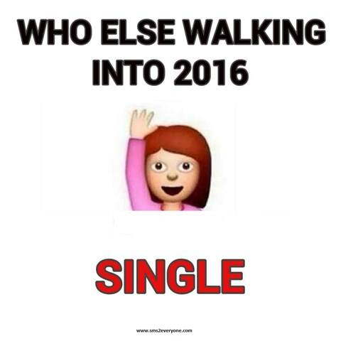 Who Else Walking Into 2016