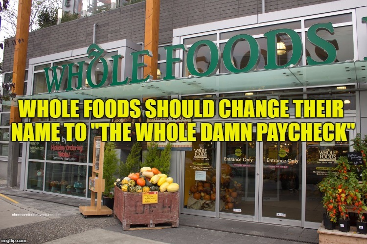 Whole Foods Should Change