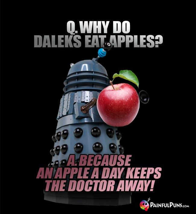 Why Do Daleks