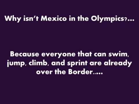 Why Isn't Mexico In The Olympics