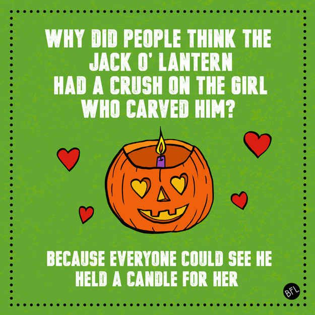 Why did people think the jack o