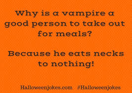 Why is a vampire