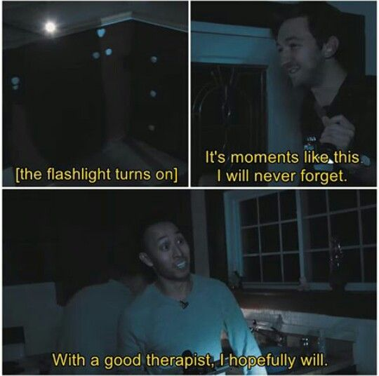 With A Good Therapist