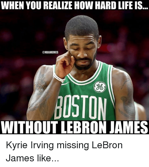 Without Lebron James