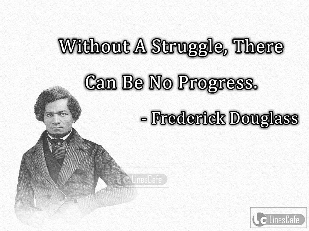 Without A Struggle